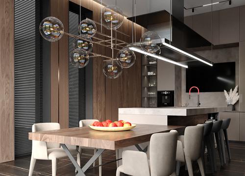 residential Interiors designer india